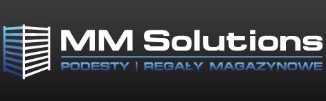 MM-Solutions - montaż regałów magazynowych